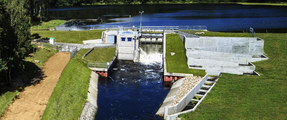 Mała Elektrownia Wodna Nowa Wieś Rzeczna